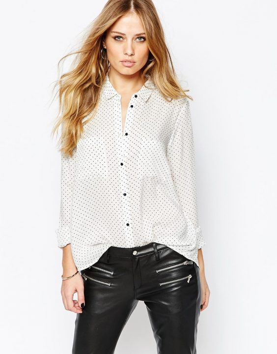 Y.A.S Last Shirt With Long Sleeves £35.00
