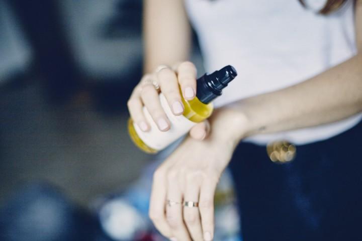 H&M Olejek do ciała i włosów