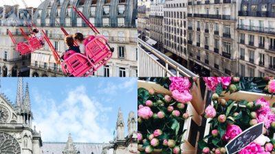 Ah, Paris! Czyli top 7 instagramowych profili o Paryżu