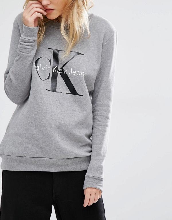 Calvin Klein Jeans Logo Sweatshirt €126.76