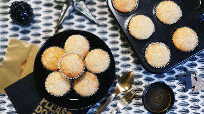 Muffinki z twarogiem