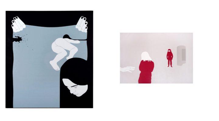 1. Zostać tu (1), 2006 2. Agata, 2005